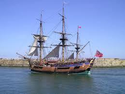 Endeavour Sailing Boat